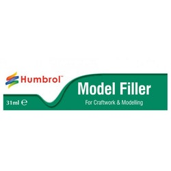 MODEL FILLER PLASTIK I TUBE 31ML