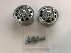 XS aluminium forfælge 1:14