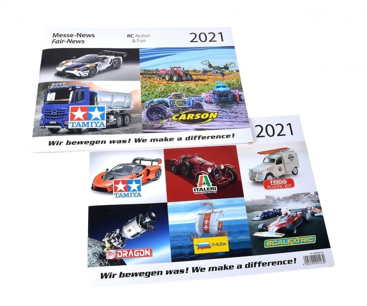 TAMIYA-CARSON Toy Fair News 2021 DE / EN