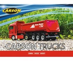 CARSON Truck Catalog 2020