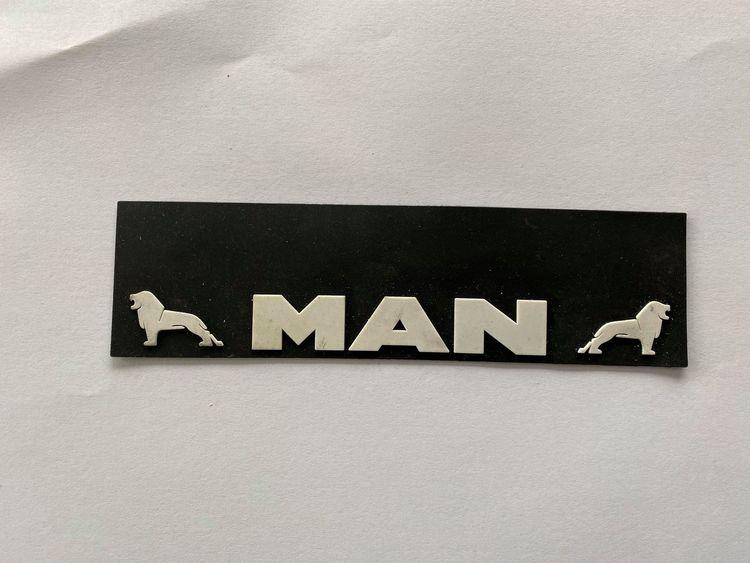 Stænklap lang model med MAN