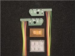 LH6MB3348 Arocs 3348 baglygte print