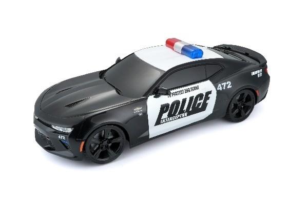 POLICE CAR–CHEVROLET CAMARO R/C 1:14cta image
