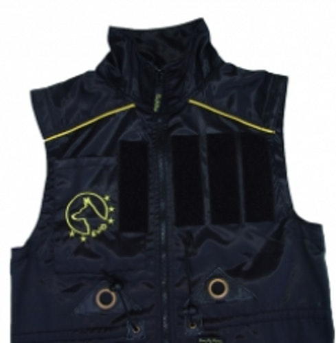 Euro Joe K9 Training vest without balldropper