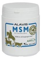 MSM 500GR ALAVIS METYLSULFONYLMETAN  ION SILVER