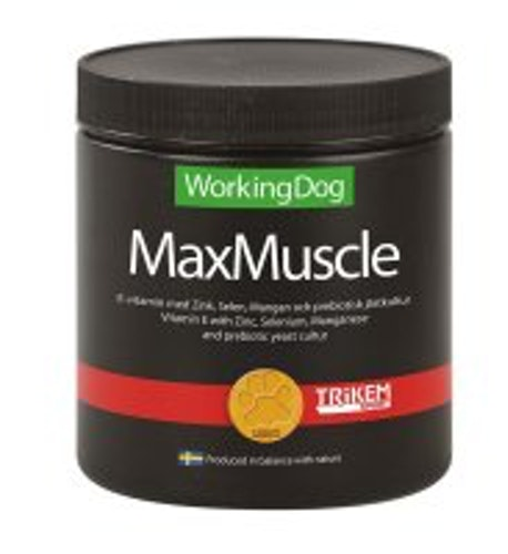 WD MAX MUSCLE 600GR