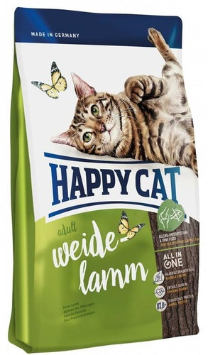 HAPPY CAT SUPREME ADULT LAM 10KG