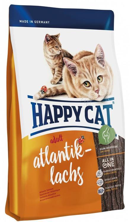 HAPPY CAT SUPREME ADULT ATLANTIK-LAKS 10KG