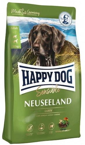 HAPPY DOG SUPREME SENSITIVE NEUSEELAND 12,5KG M/21% LAM