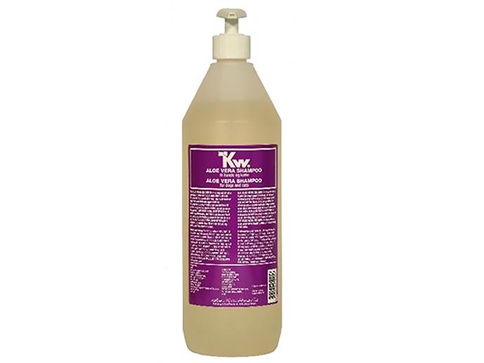 KW Aloe Vera Shampo 3 størrelser fra 150,-