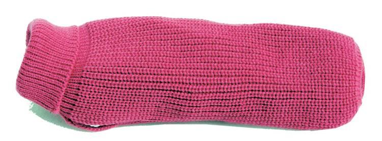 Trine Genser Rosa 8 størrelser fra 239,-