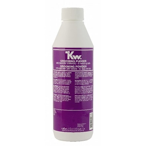 KW Groomingpulver med silikon 350gram