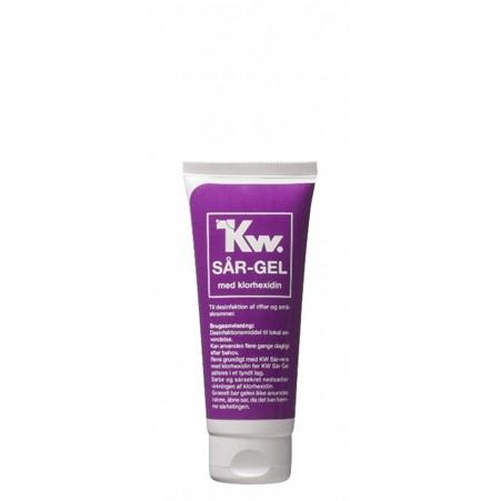 KW Sår gel m. klorhexidin 100 ml