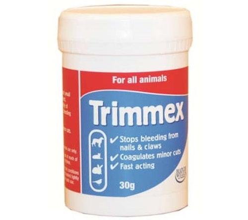 Klippstopp-pulver Trimmex 30gram