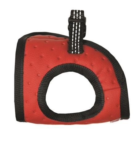 Comfort Sele Rød 5 størrelser fra 335,-