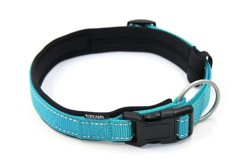 Halsbånd EXTM-COMFORT Sea Green 3 størrelser fra 120,-