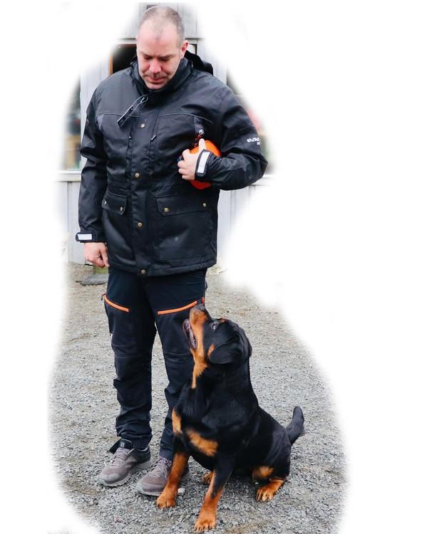 Silly Dog bite tug L  l: 15cm b: 8,8cm