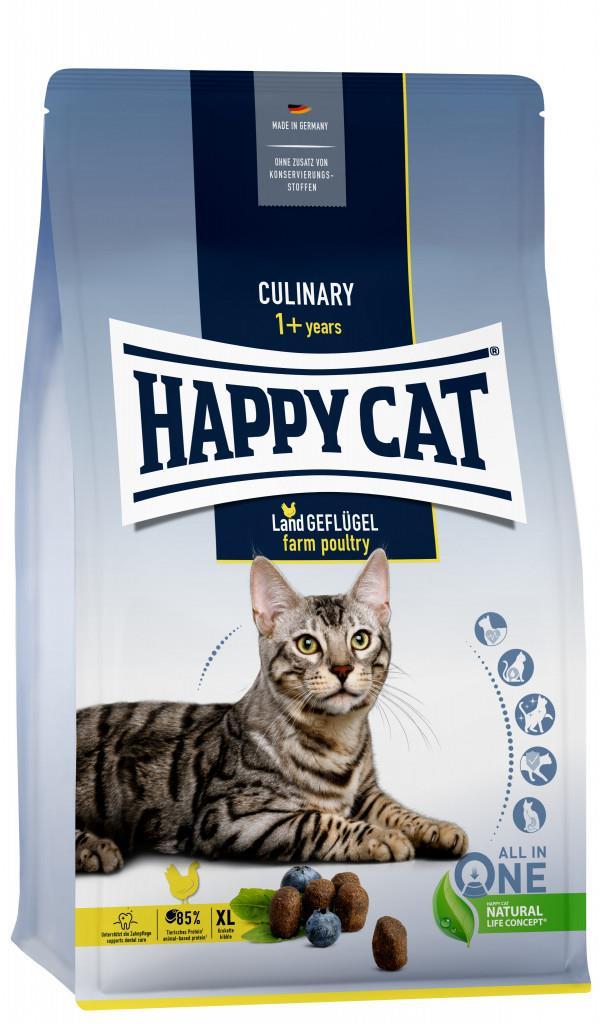 Happy Cat Culinary Adult Fugl XL Biter 10kg