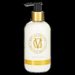 Hand & Body Soap, White Linen 250 ml