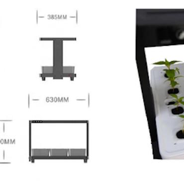 Odlare Medium Garden Hydroponic Indoor