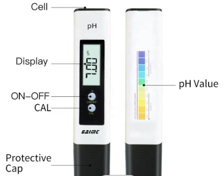 Ph mätare / Ph meter