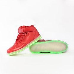 Röda Leadtech Sneakers