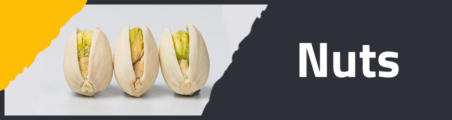 Agha Sweets | Original Oriental Taste in EU > Nuts