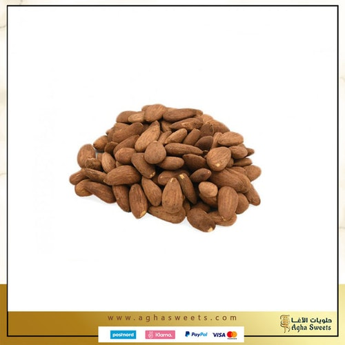Smoked almonds 500g