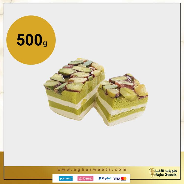 Almonds Hrisa 500g