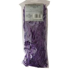 Shredded Tissue Paper 25 Gram Pack – Purple