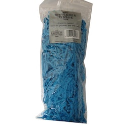 Shredded Tissue Paper 25 Gram Pack -Aqua