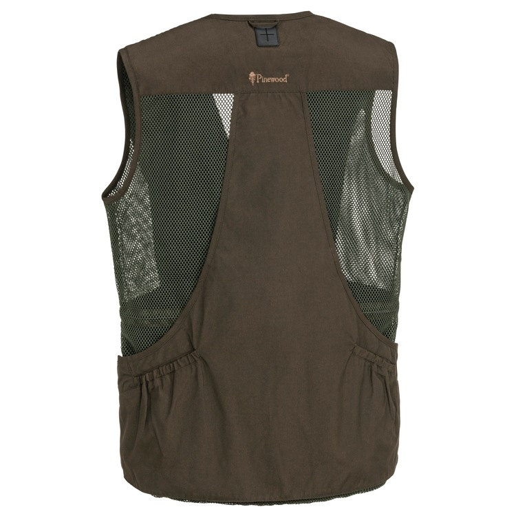 Vest Dog Sport Light Sued Brown