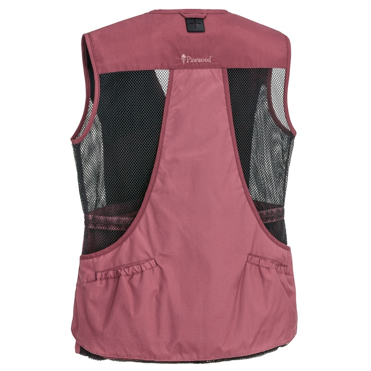 Dame Vest Dog Sports Light Rose