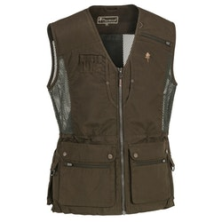Dame Vest Dog Sports Light  Sued Brown