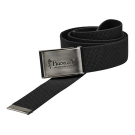 Canvas Belte Black