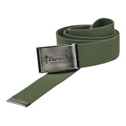 Canvas Belt Green