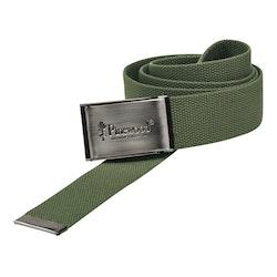 Canvas Belt Green