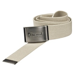Canvas Belt Beige