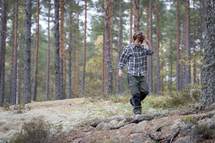 Lappland Bukse Barn Green