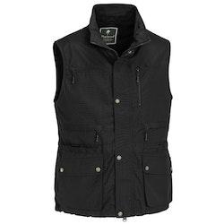 Tiveden Vest Black