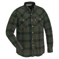 Skjorte Lumbo Green/Black