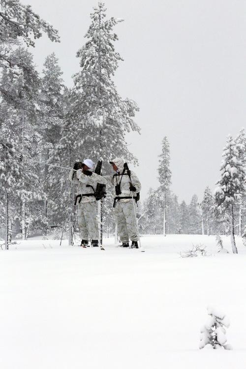Overtrekk Sett Snø Kamo