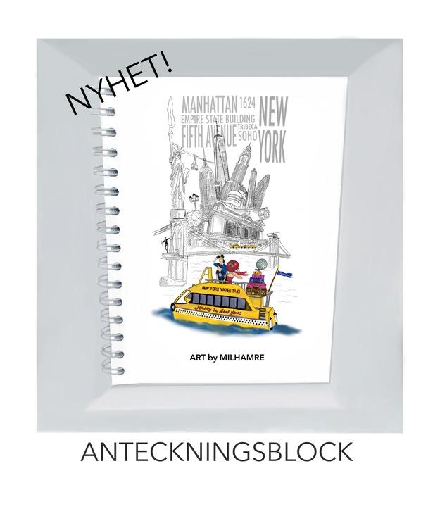 Block A5 - Happy in New York