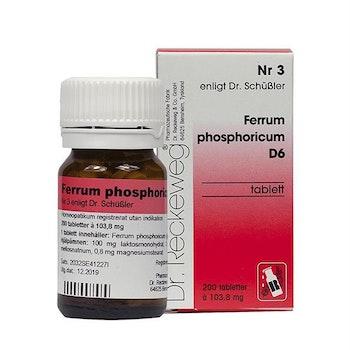 Ferrum phosphoricum Nr3