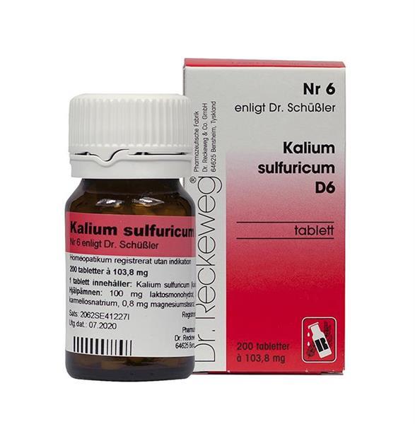 Kalium Sulfuricum Nr6