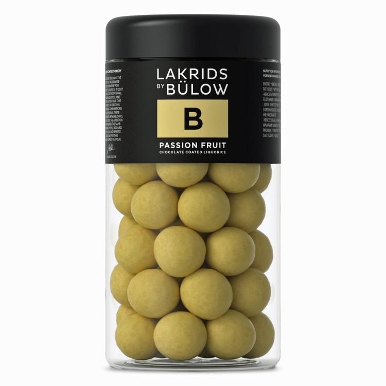 B Passionsfrukt