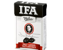 IFA saltlakritspastiller