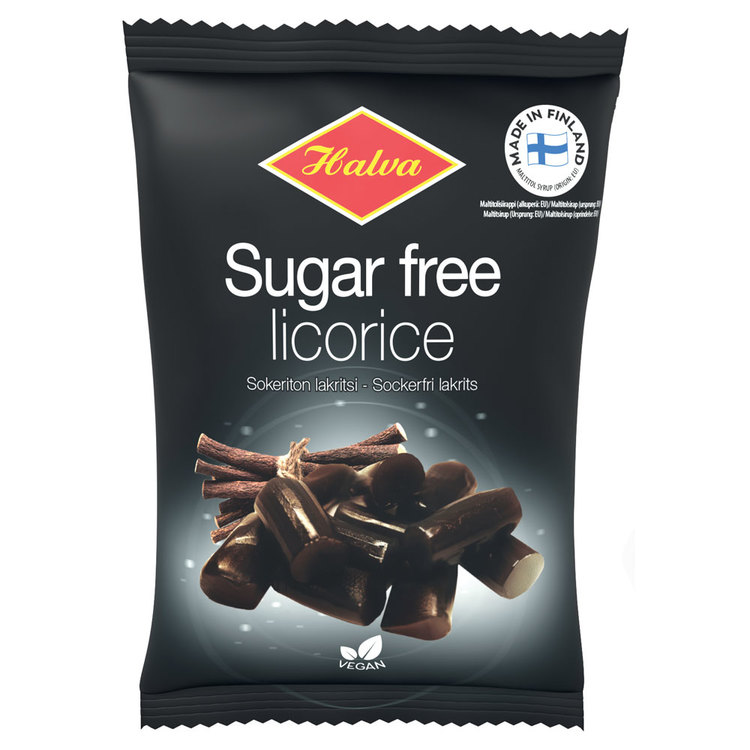 Sugar free Licorice