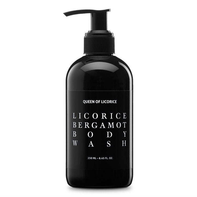 Licorice Bergamot Bodywash