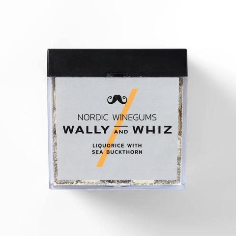 Wally and Whiz vingummin – lakrits med havtorn